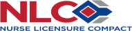 Logo for Nurse Licensure Compact