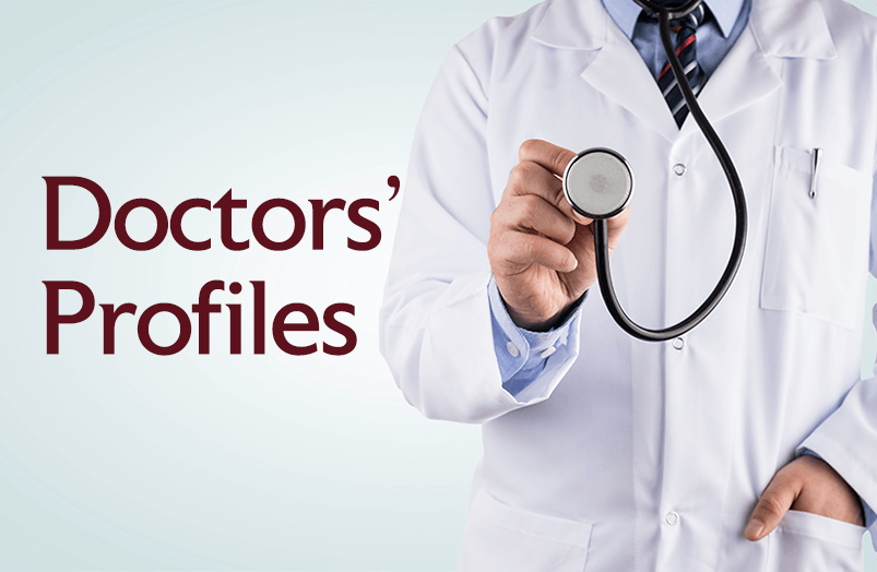 Read Profiles of Doctors of Medicine, Osteopathic Medicine, and Podiatry