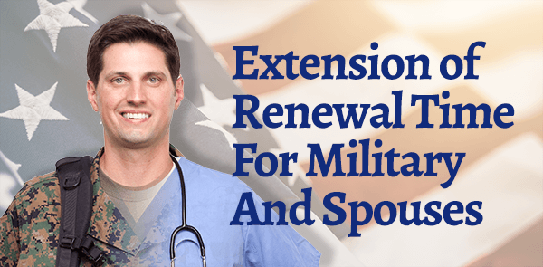 Important Information For Active Duty Service Members, Veterans & Military Spouses